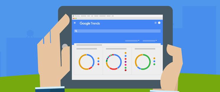 آموزش استفاده از گوگل ترندز در سئو سایت
